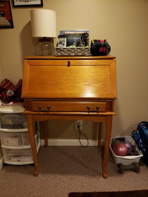 Beautiful, antique writing desk for Sale in Burbank, IL