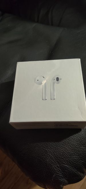 second generation Apple airpods .New never opened or used for Sale in Baltimore, MD