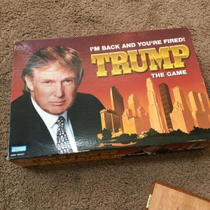 """Trump Game Collectors Item """"Your Fired """" for Sale in Kennesaw, GA"""