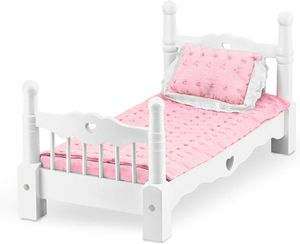 Melissa and Doug Doll bed.NEW! Good size for American Girl Doll too for Sale in Bradenton, FL