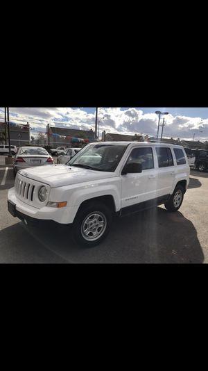 2016 Jeep Patriot for Sale in Las Vegas, NV