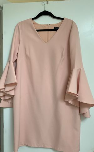 Roz & Ali size 10, pink dress for Sale in Annandale, VA