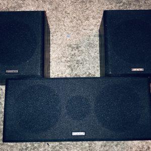 ONKYO Surround Sound Speaker Set for Sale in Littleton, CO