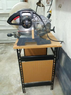 Craftsman 12 inch Compound Miter Saw for Sale in Newport News, VA