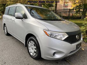 2014 Nissan Quest 3.5 S for Sale in Paterson, NJ