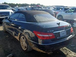 2011 Mercede benz e350 convertible parting out for Sale in Los Angeles, CA