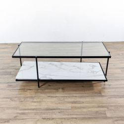 Glass Top Coffee Table (1134608) for Sale in San Bruno,  CA