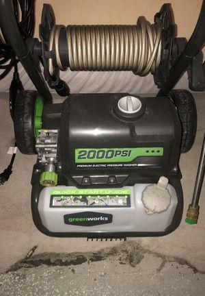2000 psi Pressure washer! for Sale in Tampa, FL