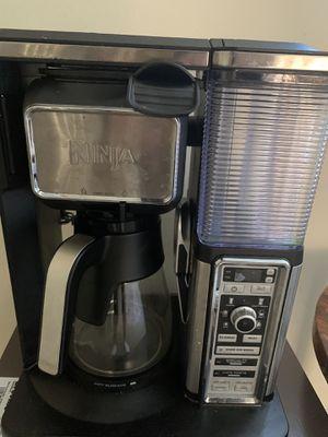 Ninja Coffee maker 10 cup CF097 for Sale in Torrance, CA