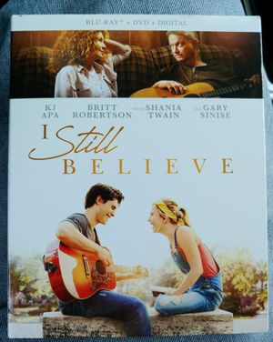 I STILL BELIEVE (BLU RAY + DVD) ***SEE OTHER POSTS*** for Sale in El Cajon, CA