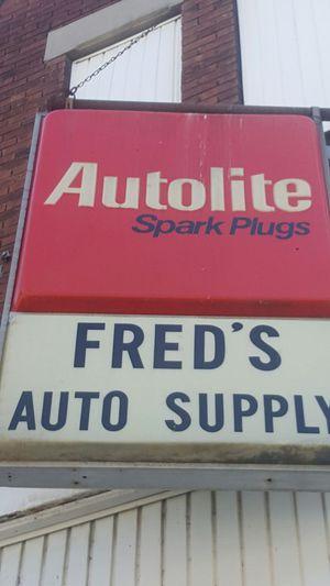 autolite sign for Sale in Ottumwa, IA