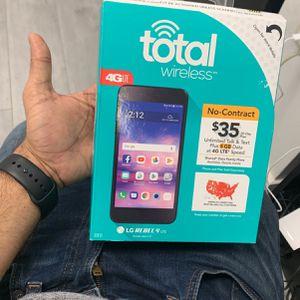 Total Wireless LG rebel 4 for Sale in Houston, TX