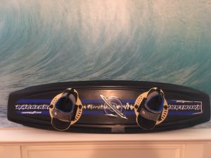 "BACKLASH HYDROSLIDE WAKEBOARD 54"" LONG 15"" WIDE ""RARE"" for Sale in Cary, NC"