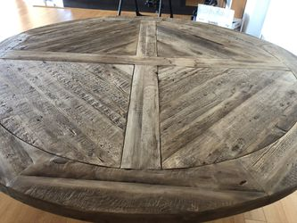 Restoration Hardware dining table. Great condition. Largest size for Sale in Los Angeles,  CA