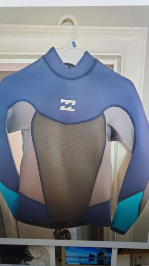 3 Billabong neoprene Water sport shirts NEW With Tags for Sale in Norfolk, VA