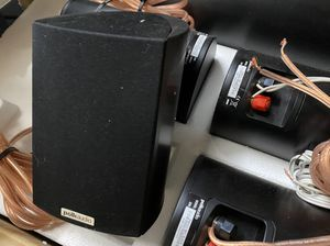 Polk Audio RM6880 Compact 5.1 Audio Speaker System for Sale in Portland, OR