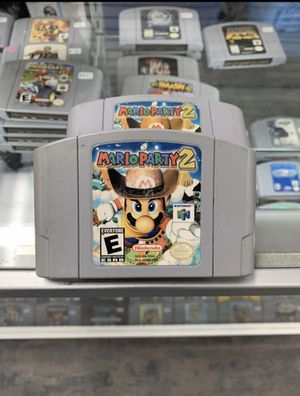 Mario party 2 $75 Gamehogs 11am-7pm for Sale in East Los Angeles, CA