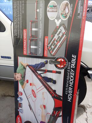 New air hockey table for Sale in West Jordan, UT