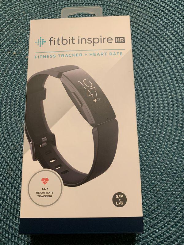 Brand New Fitbit Inspire HR