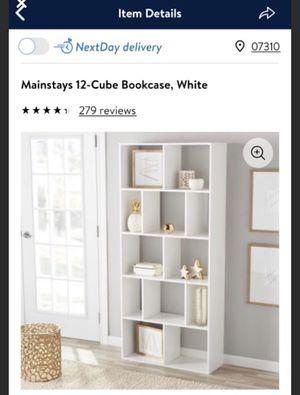 White 12 cube unique/aesthetic design for Sale in Jersey City, NJ