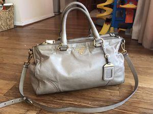 Authentic prada satchel bag for Sale in Fairfax, VA