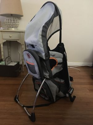Baby hiking Carrier in new condition for Sale in Fairfax, VA
