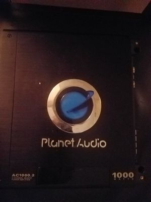 Planet audio 1000 for Sale in Houston, TX
