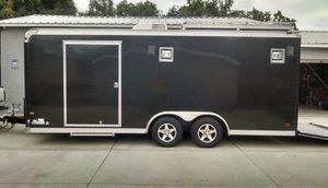 Clean Trailer Haul mark Edge 8.5x20 ..Car HaulerLike New for Sale in Denver, CO