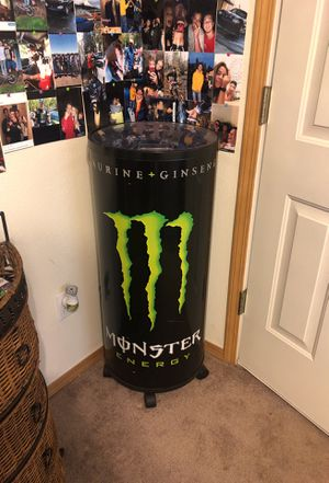 Monster energy ice cooler for Sale in Troutdale, OR