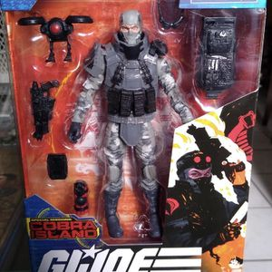 *IN HAND!!!* G.I. Joe Classified Series Special Missions Cobra Island Firefly for Sale in Sylmar, CA