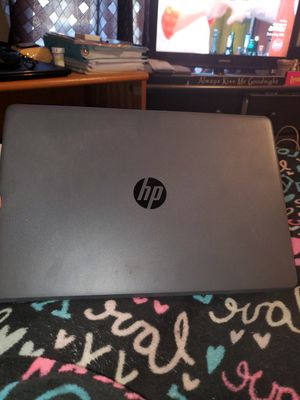 Hp laptop used once . for Sale in Eagle Creek, OR