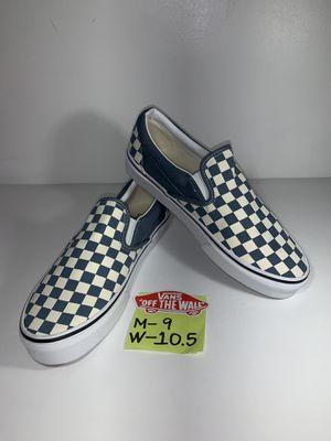Vans Classic Slip-On (Checkerboard) for Sale in Pico Rivera, CA