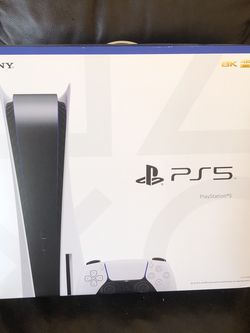 PlayStation 5 Disc Version (BRAND NEW + SEALED) for Sale in San Diego,  CA