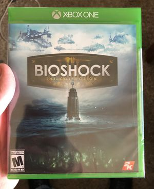 New Bioshock The Collection for Sale in Lodi, CA