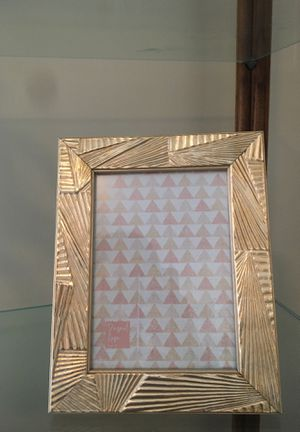 """Rose Gold 5""""x7"""" Picture Frame for Sale in Pittsburgh, PA"""