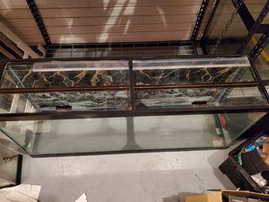 55 gallon aquarium 48x12.5x21 for Sale in Locust, NJ