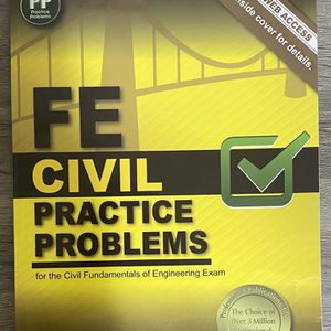 FE Civil Practice Problems for Sale in Euless, TX