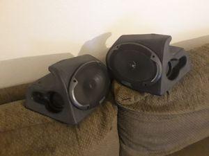 Jeep Wrangler speaker boxes /Alpine 6x9 for Sale in Woodland, CA