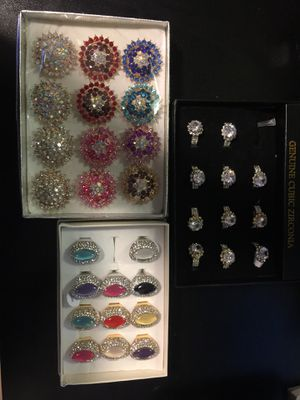Fancy rings for Sale in Hyattsville, MD