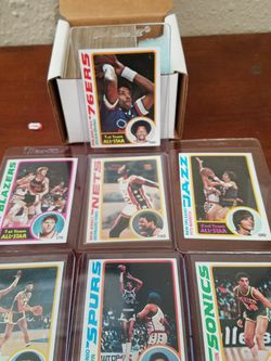 1979-79 Topps Complete Set Basketball for Sale in Milwaukie,  OR