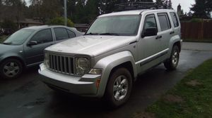 2011 Jeep Liberty for Sale in Bothell, WA