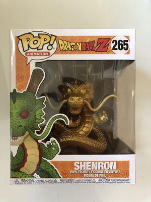 Funko Pop Golden Shenron 265 for Sale in Seattle, WA