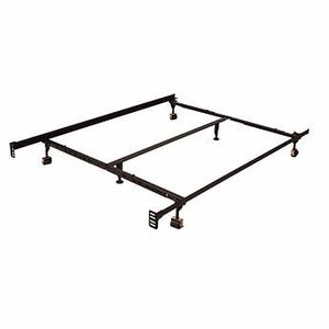 New Premium Universal Lev-R-Lock Bed Frame- Fits standard Twin, Full, Queen, King, California King sizes for Sale in Loganville, GA