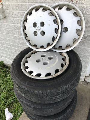 1997 Honda Civic wheels used for Sale in Dallas, TX