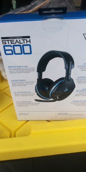 Stealth 600 wireless headphones for Sale in Suitland, MD