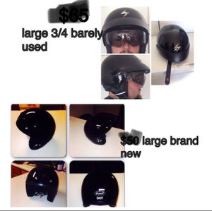 Brand new motorcycle helmets for Sale in Cheyenne, WY
