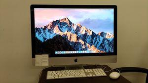 """2014 iMac 27"""" i7 for Sale in Gorham, ME"""