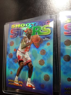 Michael jordan cards for Sale in Sunbury, OH