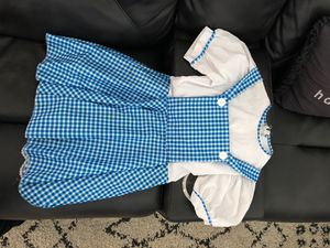 Halloween Costumes - Dorothy, Candy Corn Dress, ButterflyWings for Sale in Miramar, FL