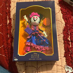 Minie Mouse Catrina Doll for Sale in Compton, CA